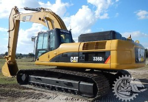Caterpillar 336DL (preview)