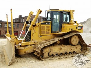 Caterpillar D6R (preview)